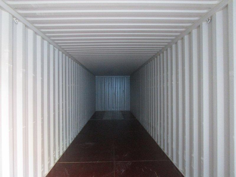 Brand new 40ft dry van container